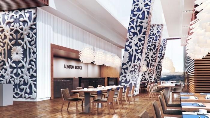 interieur-restaurant-avec-panneaux-muraux-decoration-murale-restaurant