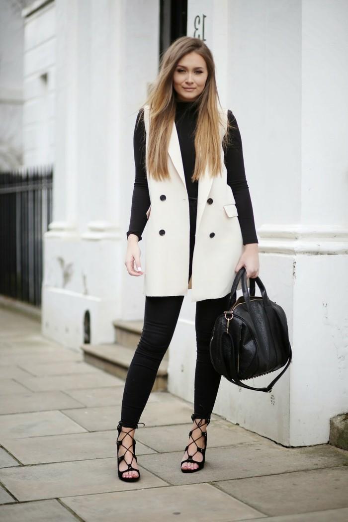 jolie-fille-superbe-manteau-fourrure-sans-manche-rose-tenue-blanc-et-noire