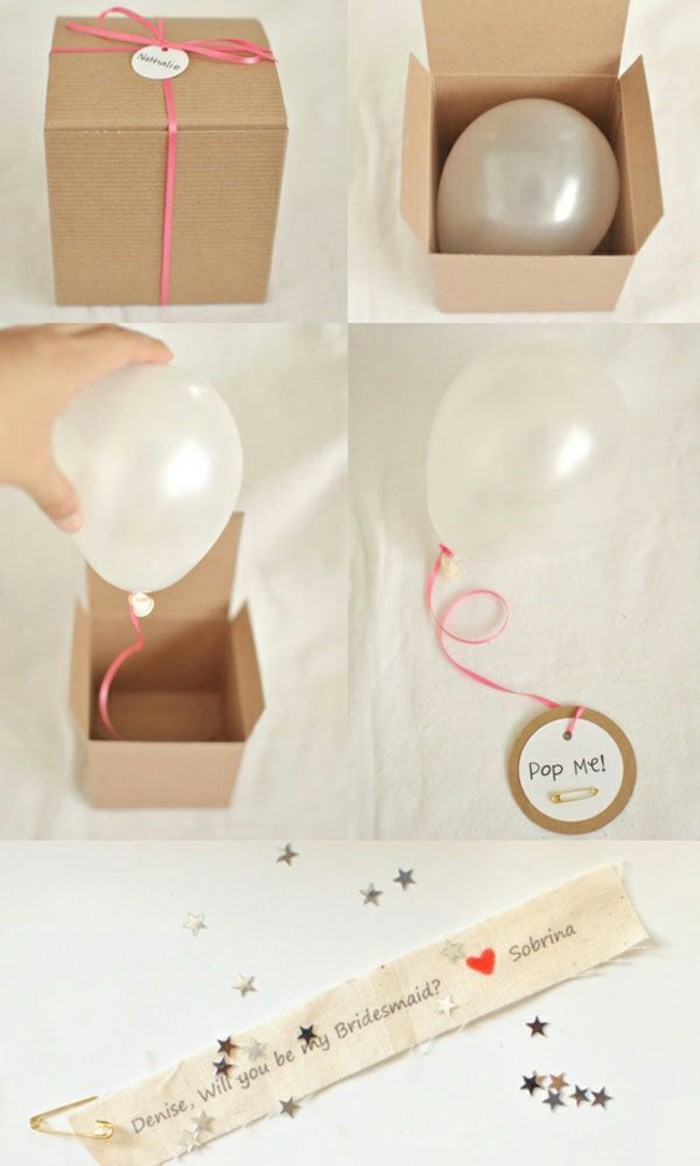 jolie-idée-magnifique-cadeau-témoin-personnalisé-invitation-ballon