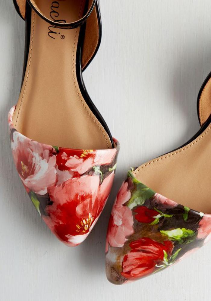 la-ballerine-ballerines-imprimés-floraux-belles-chaussures-casuelles