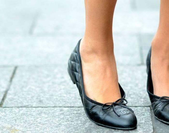 la-ballerine-mode-pratique-ballerines-noires-élégantes-et-belles