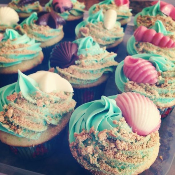 la-petite-sirene-chanson-chouette-déco-diy-cupcakes