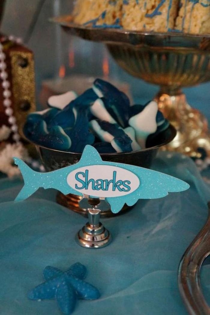la-petite-sirene-chanson-chouette-déco-diy-sharks