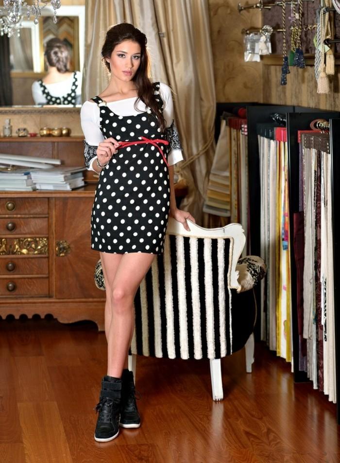 la-robe-longue-zara-salopette-robe-cool-idée-tenue-points