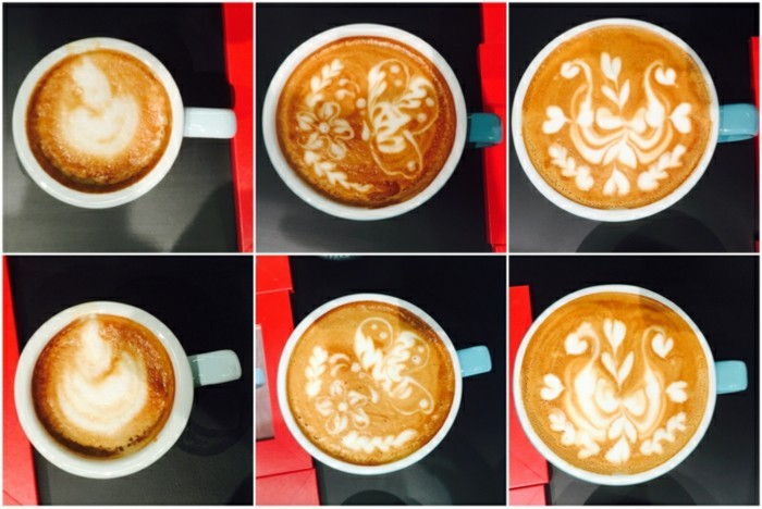 Caf Ef Bf Bd Latte Macchiato Recette
