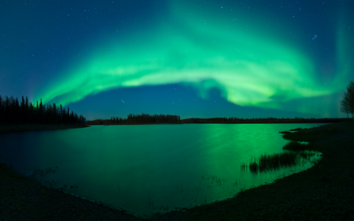 le-ciel-etoile-ciel-nocturne-ciel-étoilé-led-cool-vert