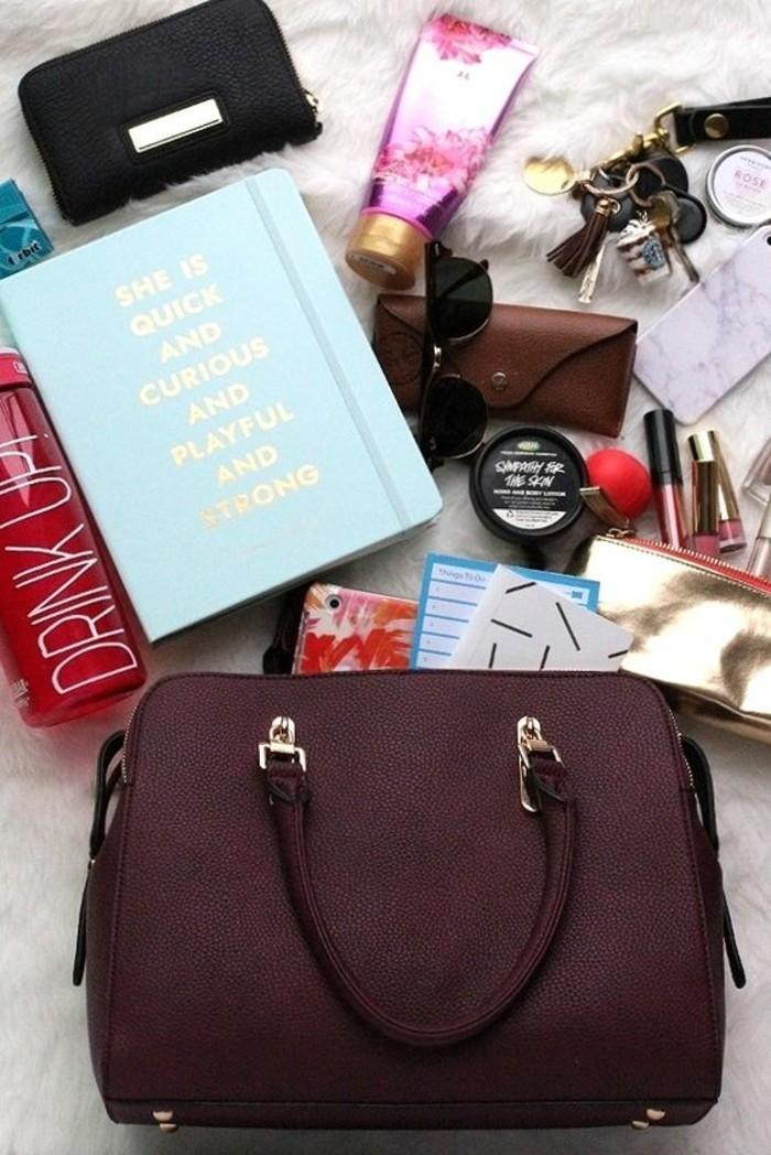 le-sac-cuir-tendance-sac-femme-mode-2015-violet-gsell-thionville-sac-à-main-céline-stylée-tenue