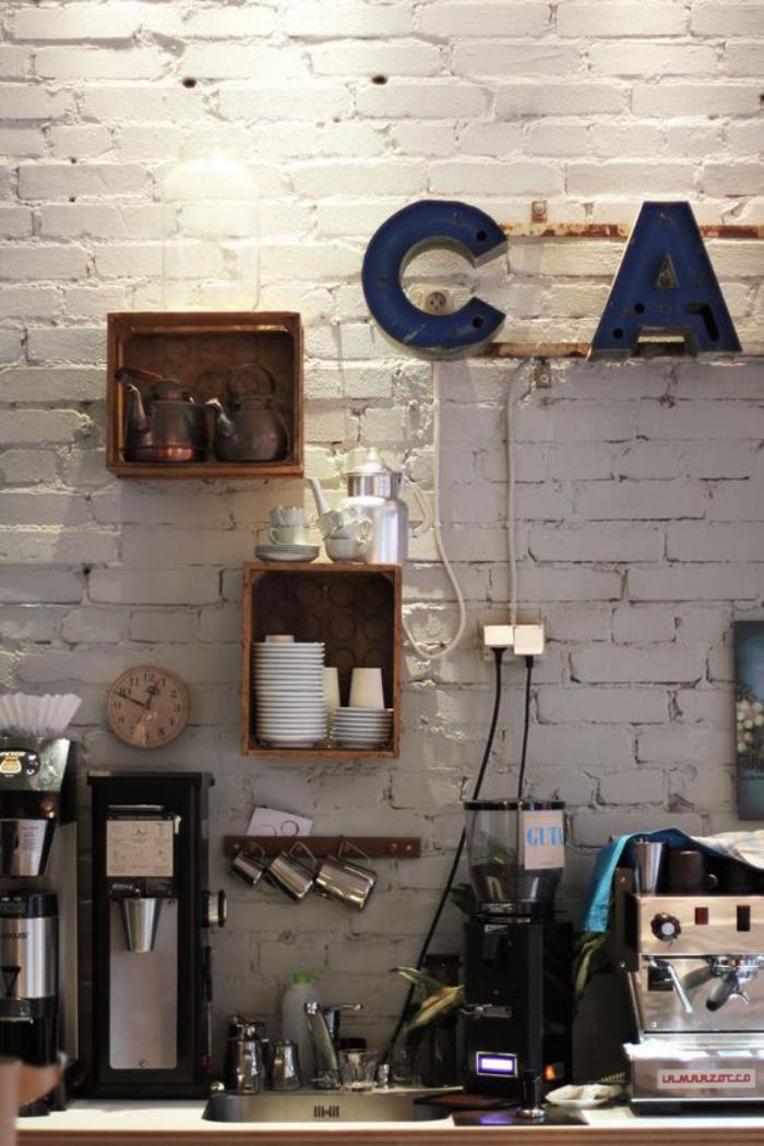 La Lettre Murale Creation Unique Pour Une Decoration Murale