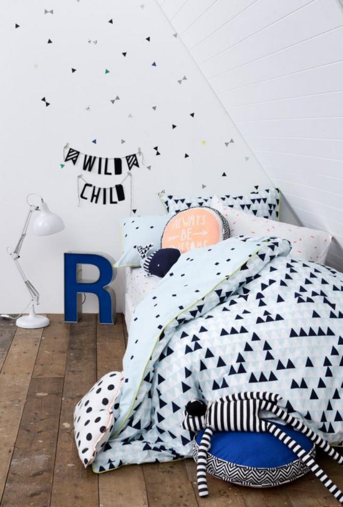 La lettre murale cr ation unique pour une d coration murale r ussie archz - Lettre chambre enfant ...