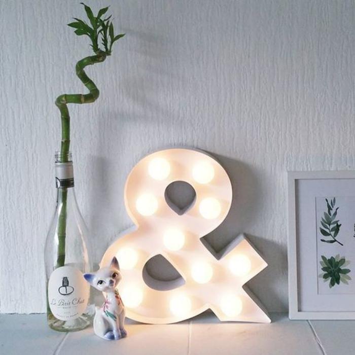 lettre-murale-lumineuse-belle-plante