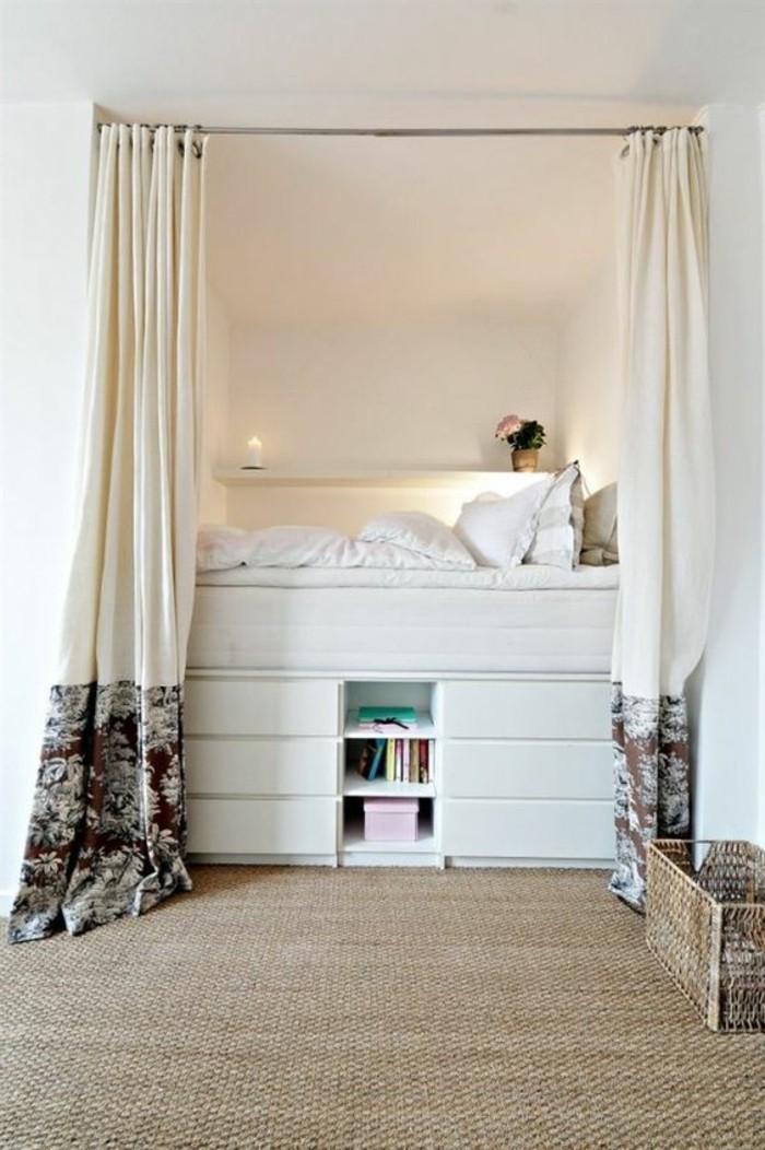 chambre rotin blanc design de maison. Black Bedroom Furniture Sets. Home Design Ideas