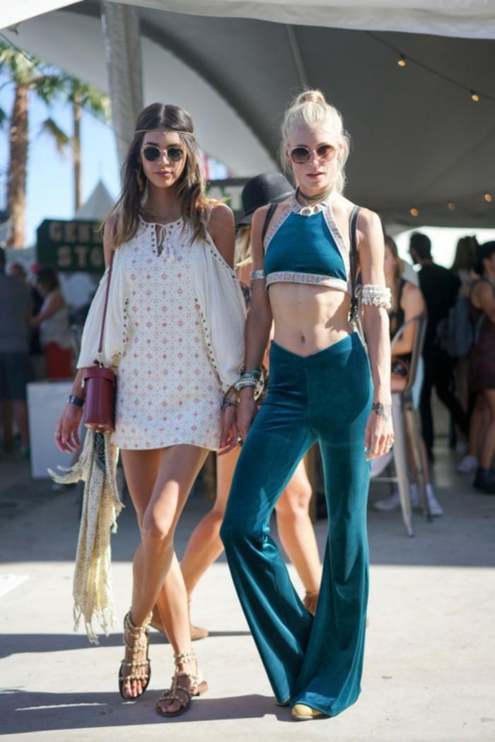 Coachella Style Quelle Tenue Choisir Pour Tre Festive Et Cool