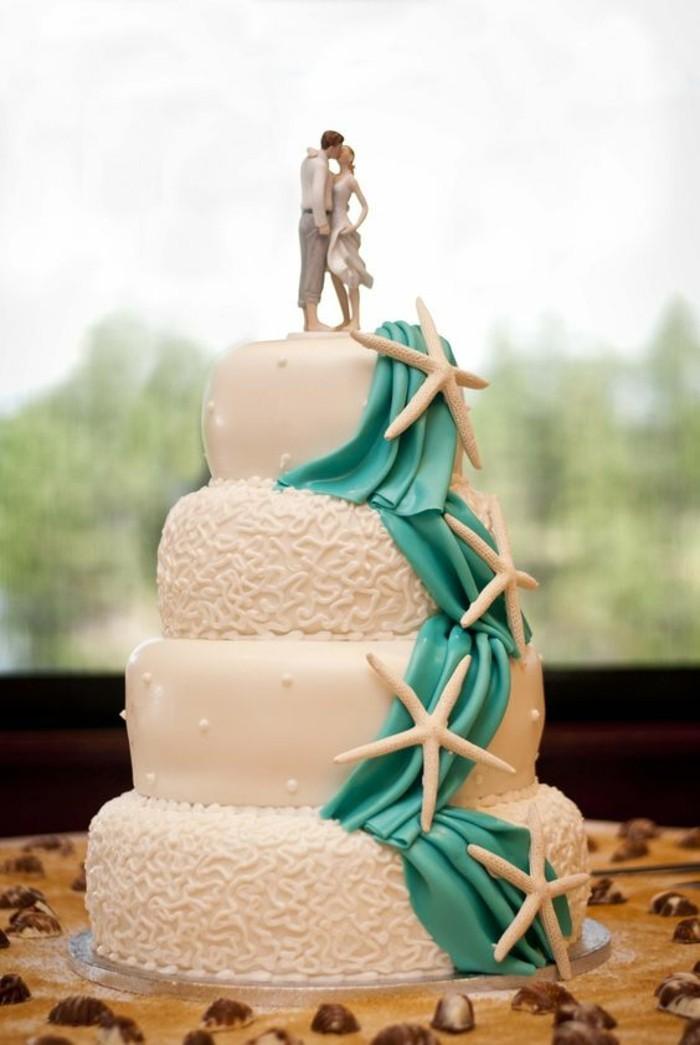 magnifique-idee-décoration-fête-anniversaire-ariel-sirene