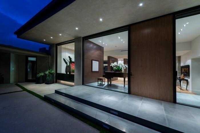maison-claire-villa-contemporaine-étanchéité-toit-plat