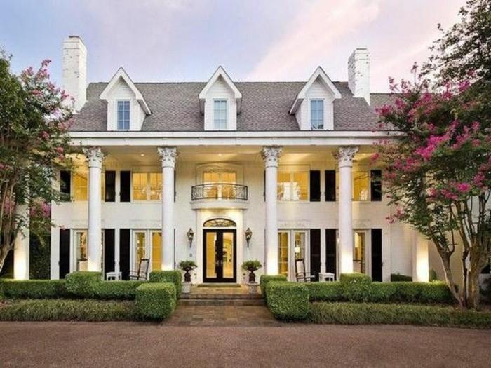 Meilleur de tous La maison coloniale en 60 photos magnifiques! - Archzine.fr BL98