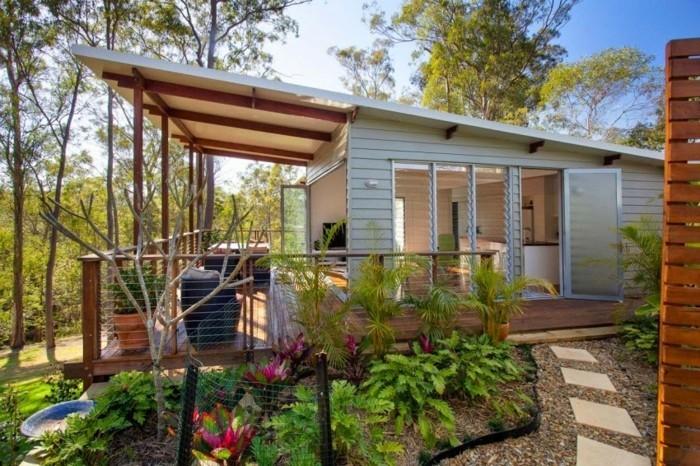 maison-contemporaine-prix-chalet-bois-toit-plat