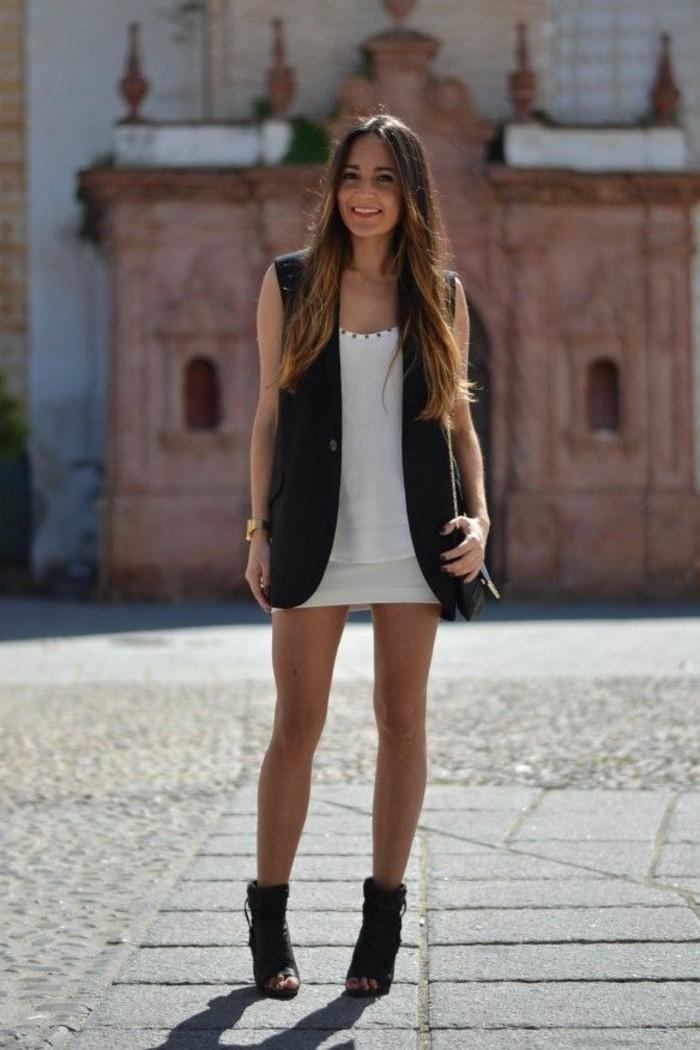 manteau-sans-manche-femme-tenue-de-jour-stylé-mignonne