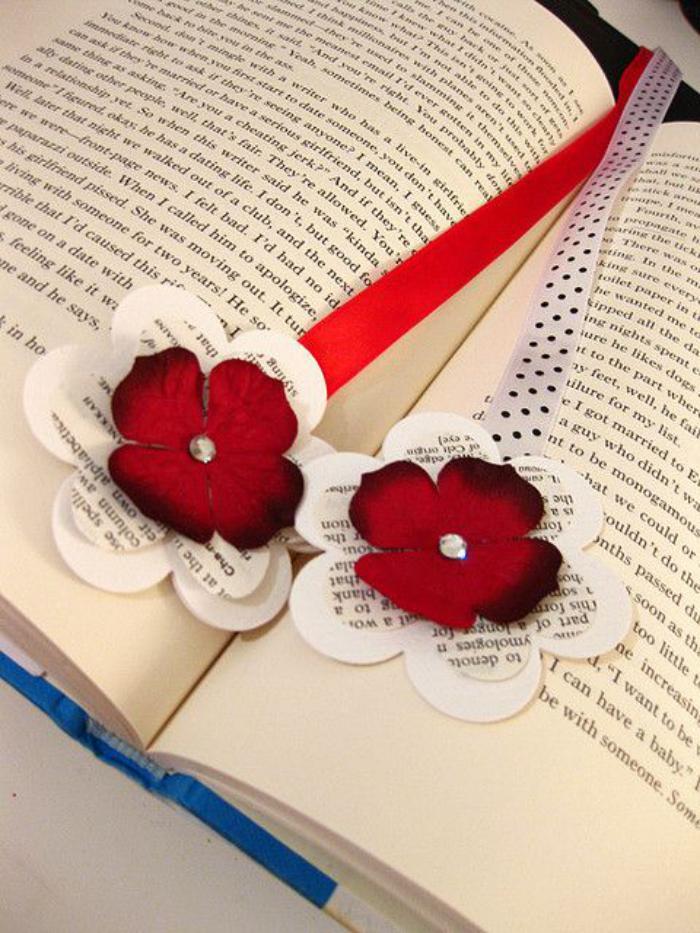 marque-page-original-fleurs-art-pour-marquer-les-pages