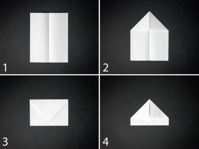 comment faire un avion en papier astuces et mod les pour rigoler avec vos enfants. Black Bedroom Furniture Sets. Home Design Ideas