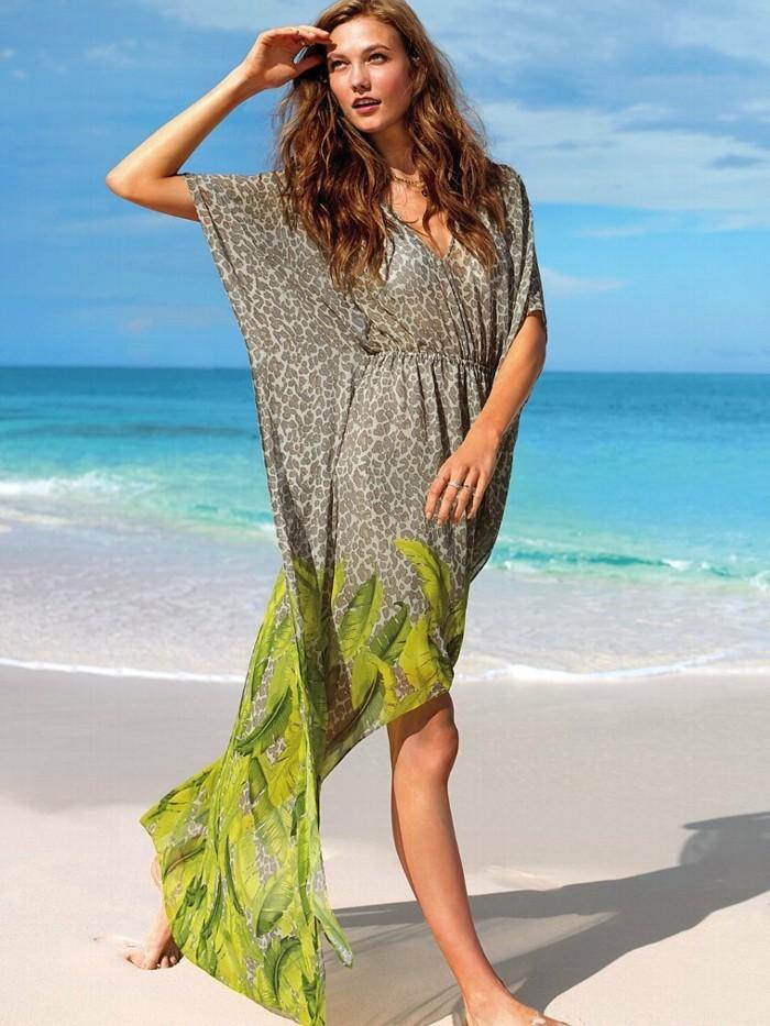 merveille-a-la-plage-cool-idée-tunique-de-plage-robe-plage-boho-superbe