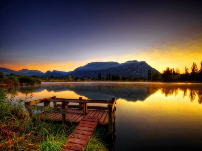 merveilleuse-photo-lever-soleil-photo-paysage-une-lac