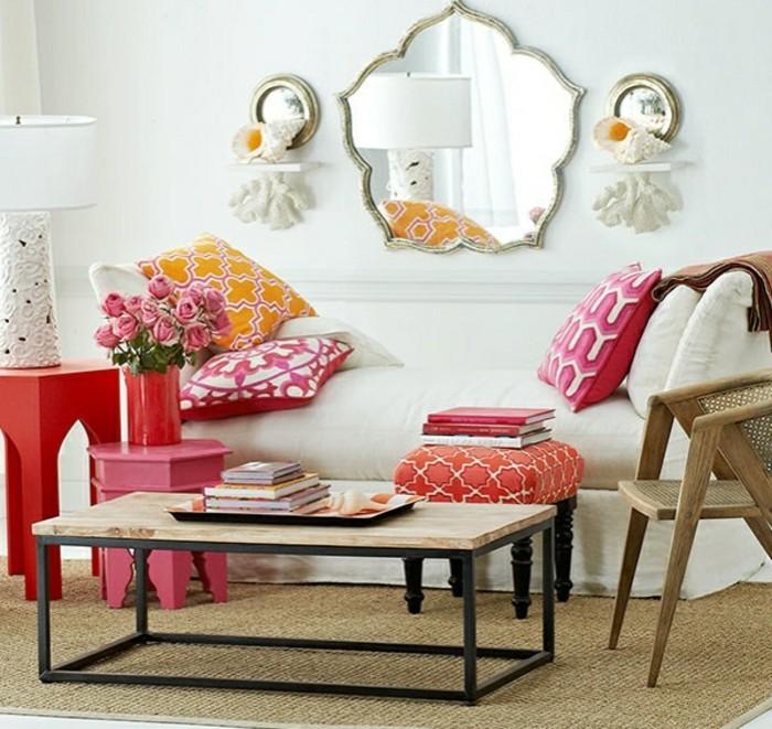 Design d 39 int rieur avec meubles exotiques 80 id e for Sala de estar estilo arabe