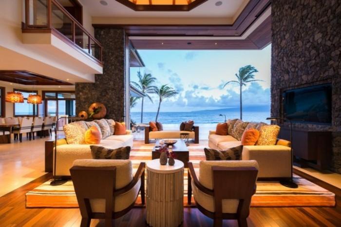 Design d\'intérieur avec meubles exotiques - 80 idée magnifiques ...