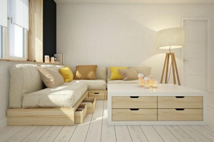 meubles-beiges-pour-salon-comment-agrandir-le-salon-nos-idees