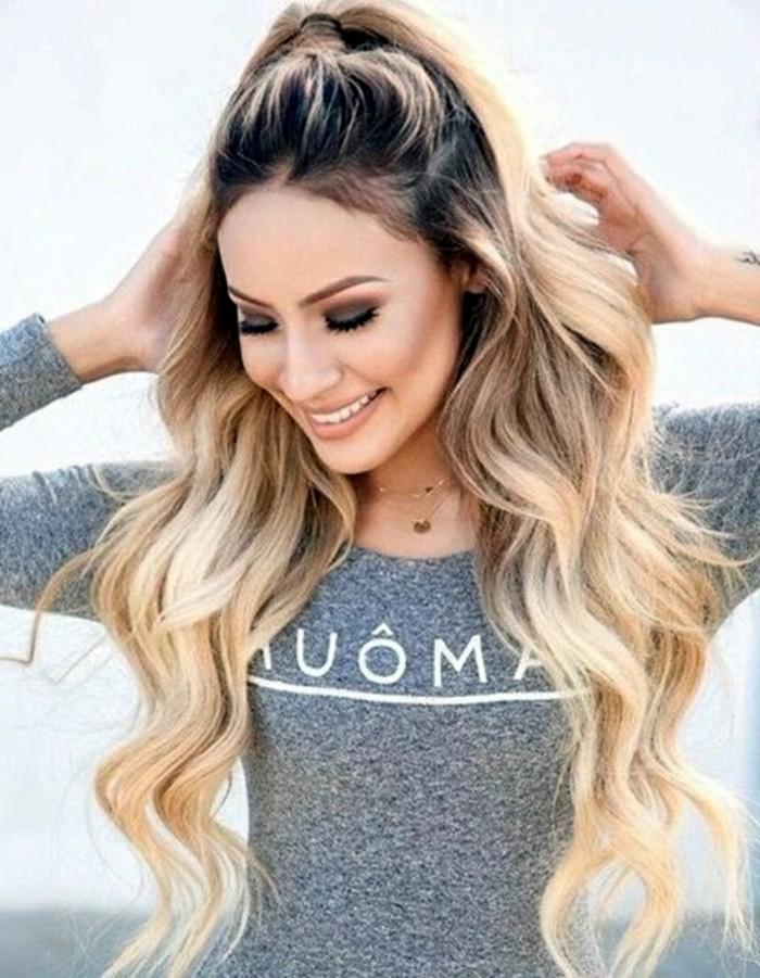 moderne-coupe-de-cheveux-long-idée-coiffure