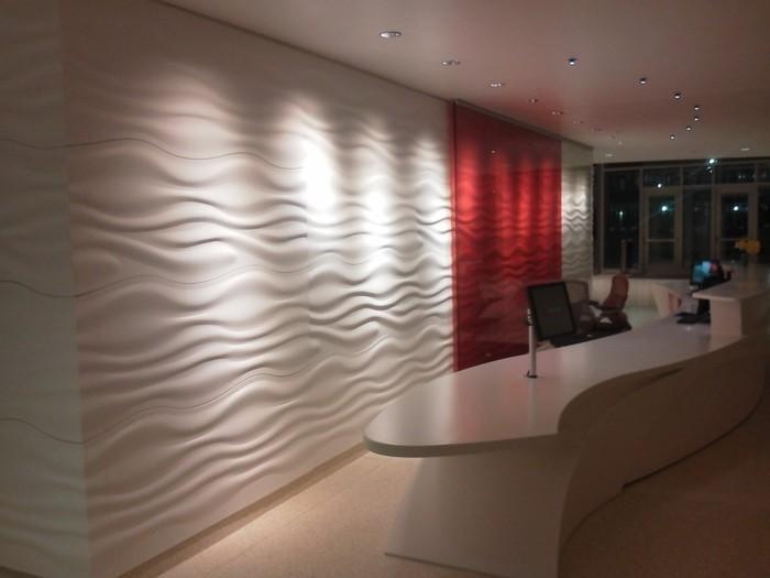 Les panneaux muraux o trouver votre mod le - Decoration murale castorama ...