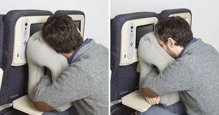 oreiller de voyage Un oreiller de voyage   est t il vraiment nécessaire ?   Archzine.fr oreiller de voyage