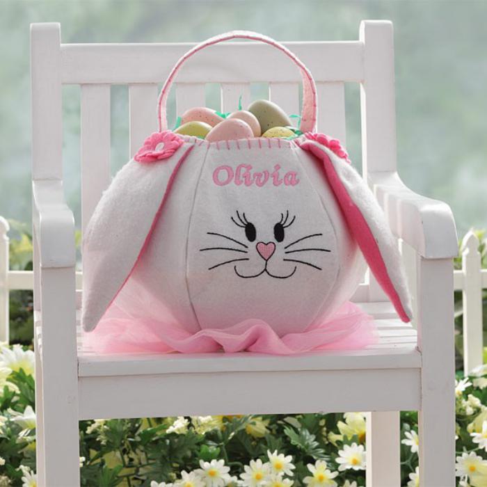 panier-de-paques-lapin-rose-et-blanc