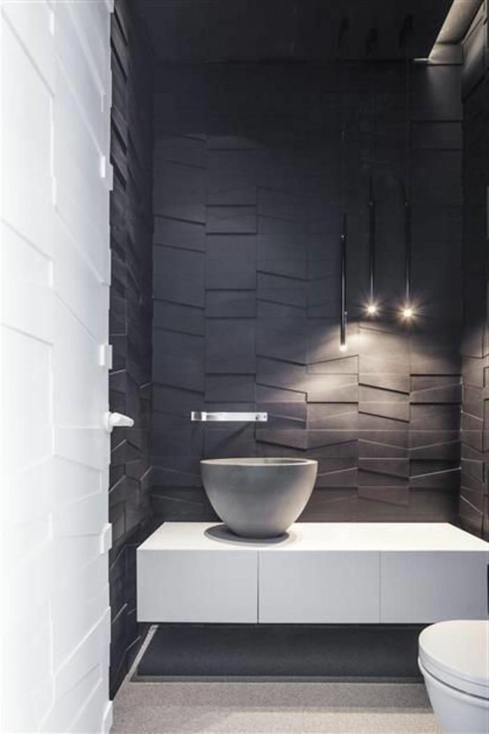 panneau-mural-salle-de-bain-blanc-gris-panneau-décoratif-interieur