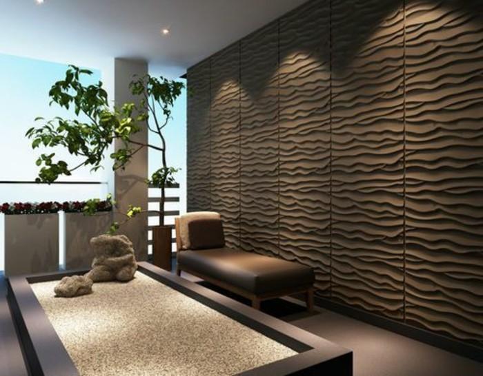 Les panneaux muraux o trouver votre mod le for Panneaux decoratifs pour murs interieurs