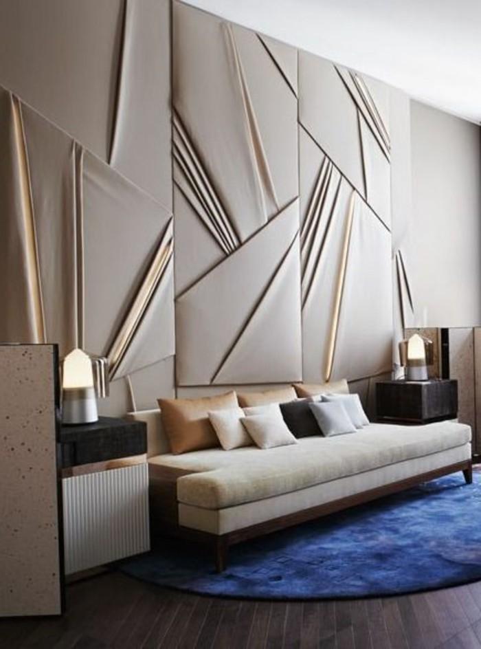 Les panneaux muraux o trouver votre mod le Design panneaux deco en lamelles de bois
