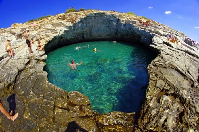 Vous voulez profiter d 39 une piscine naturelle ces photos vont vous choquer - Piscine bassin naturel tours ...