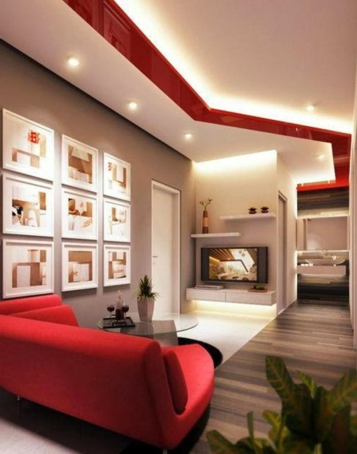 Décoration plafond pour se créer un ciel personnalisé - Archzine.fr