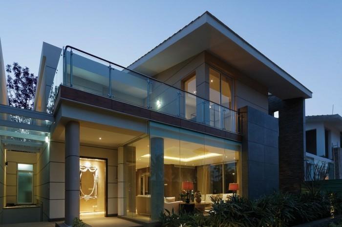 plan-de-maison-a-etage-modele-maison-contemporaine