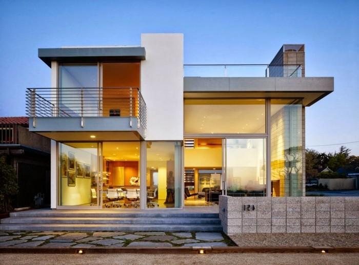 Vous tes int ress s par une maison toit plat 84 for Modelli di case piccole