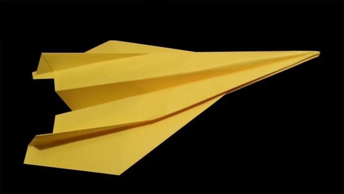 Comment faire un avion en papier astuces et mod les pour - Comment fabriquer une coupe du monde en papier ...