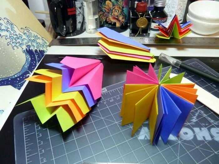 pliage-de-papier-avion-origami-pliage-avion-papier