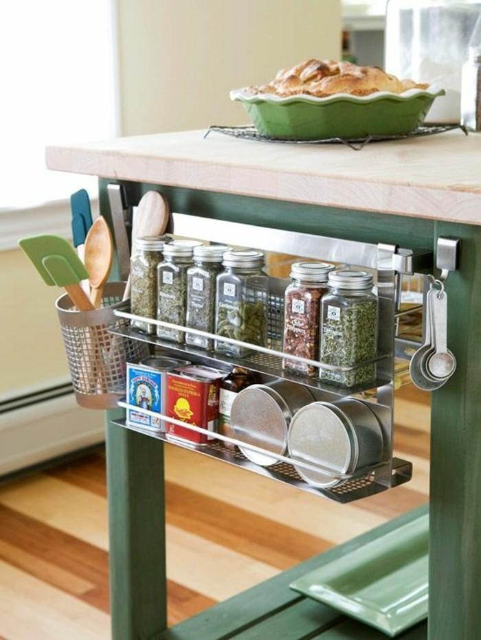 Le rangement mural comment organiser bien la cuisine - Ikea cuisine accessoires muraux ...