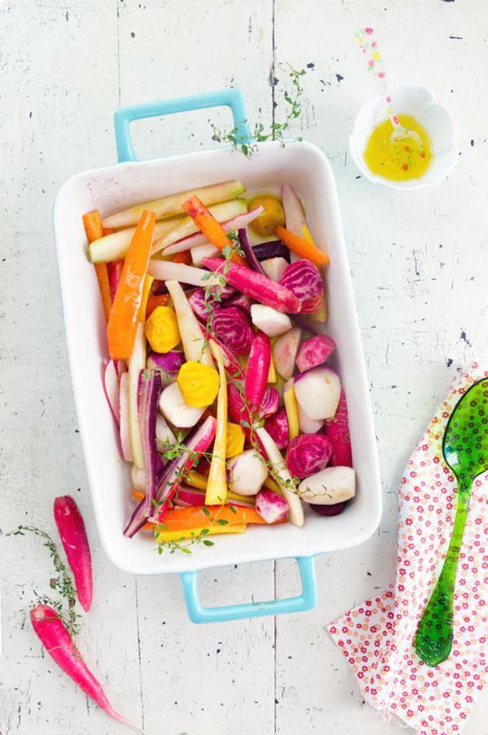repas-diététique-légumes-en-couleurs-radiantes-pour-un-repas-sain-équilibré