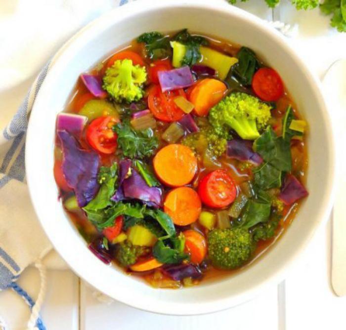 repas-diététique-soupe-du-jardinier