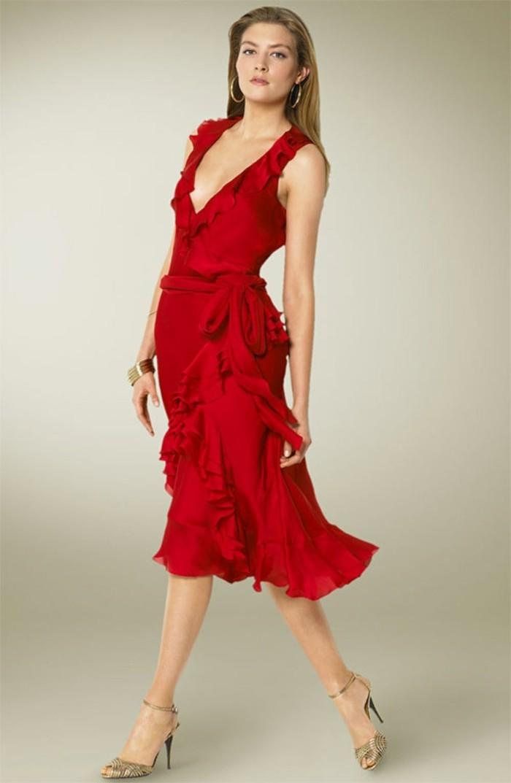 robe-portefeuille-rouge-designer-Ralph-Lauren-resized