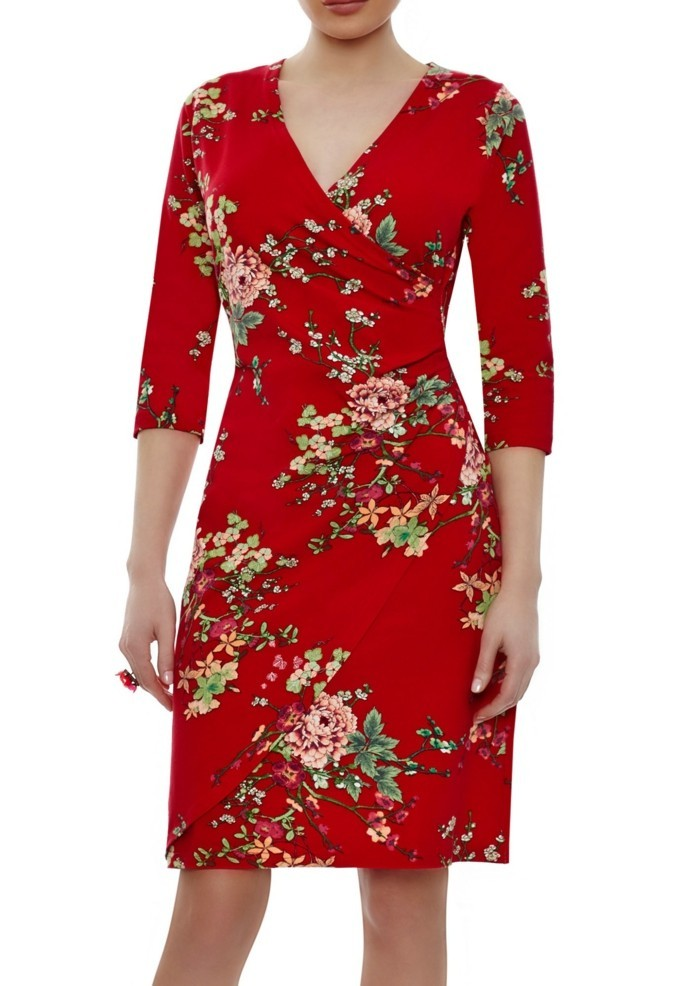 robe-portefeuille-rouge-fleurs-style-chinois-resized