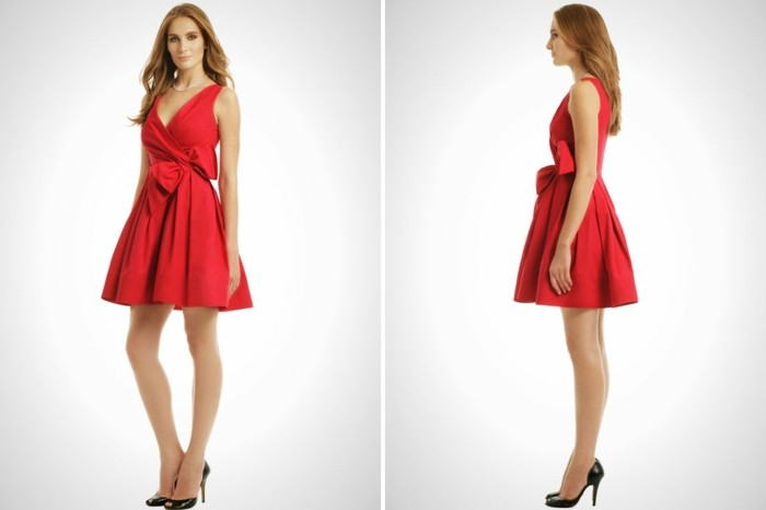 robe-portefeuille-rouge-gros-noeud-de-cote-resized