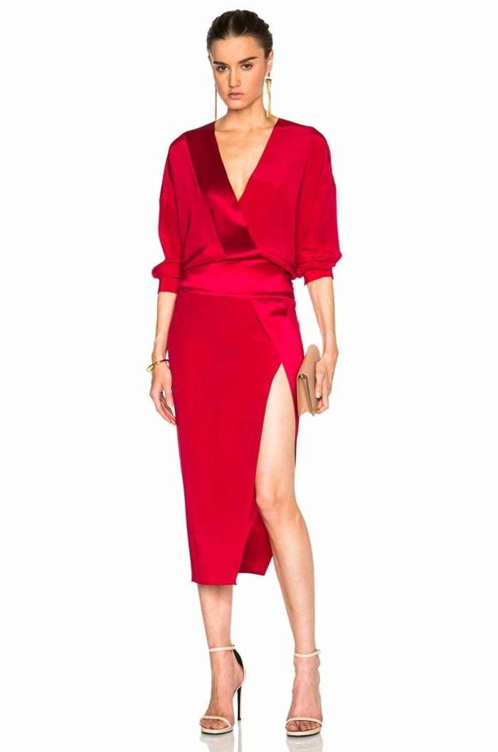 robe-portefeuille-rouge-super-elegante-ruban-brillant-resized