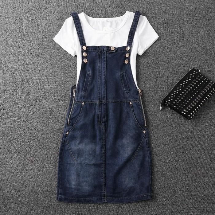 6aa42964853 Comment porter la robe salopette  Les meilleures idées de tenues ...
