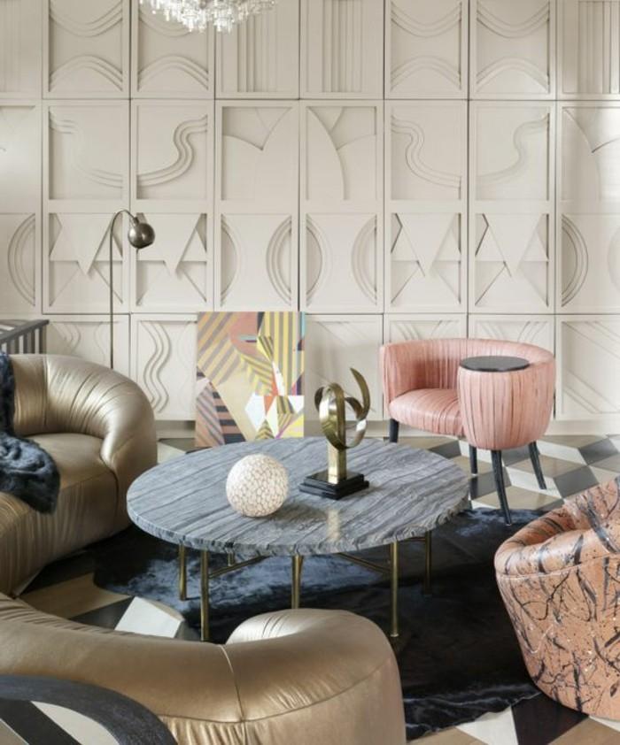Les panneaux muraux o trouver votre mod le - Panneaux decoratif leroy merlin ...